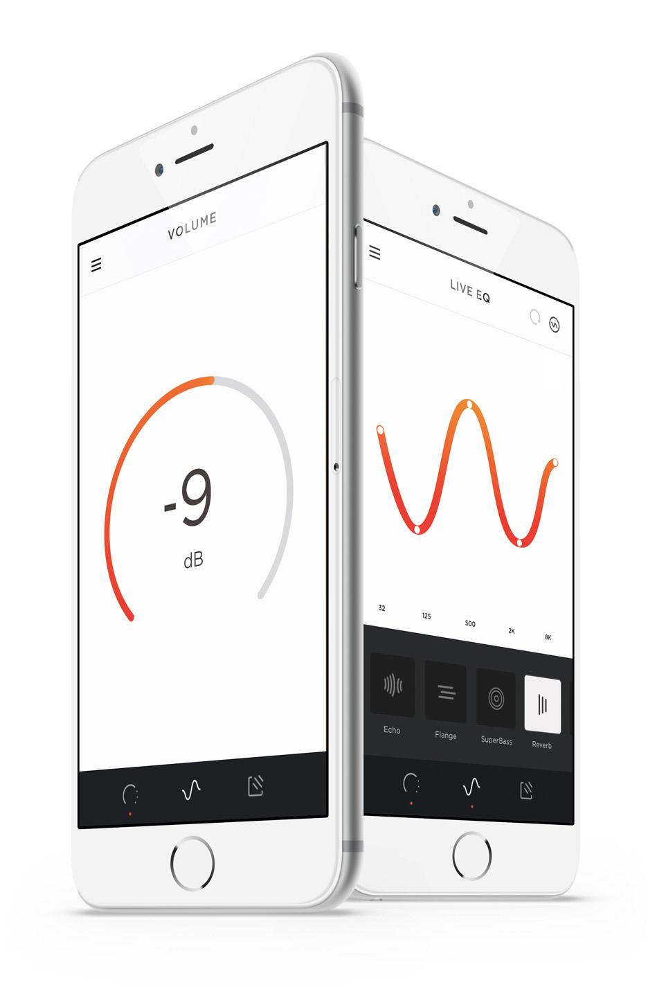 Here-Active-Listening-earbuds_Doppler-Labs - Dezeen