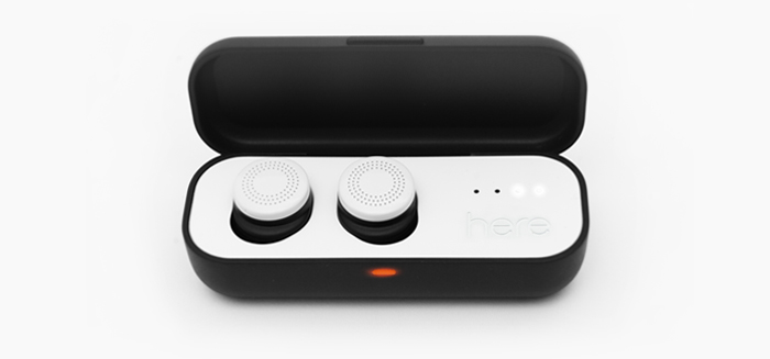 Here by Doppler Labs Case